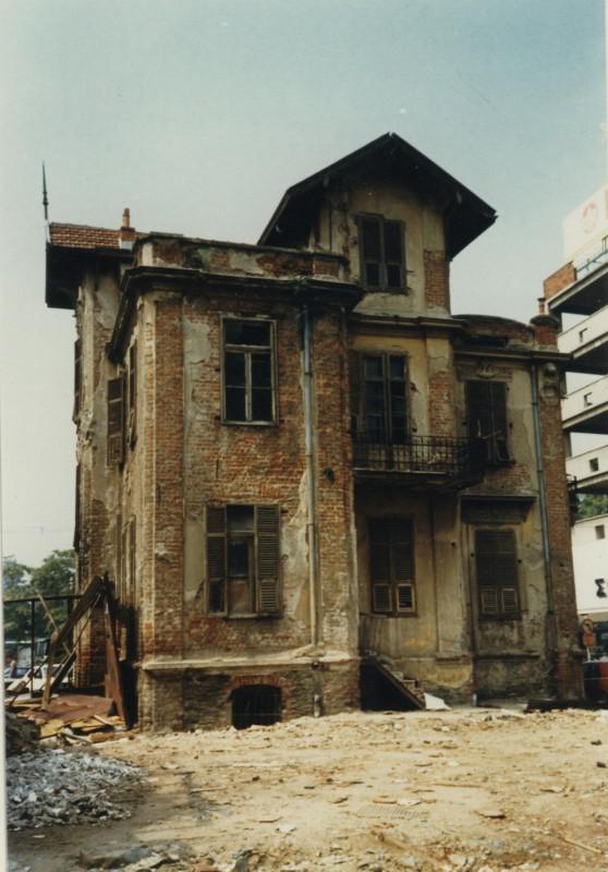 Η Βίλα Πετρίδη την δεκαετία του '90